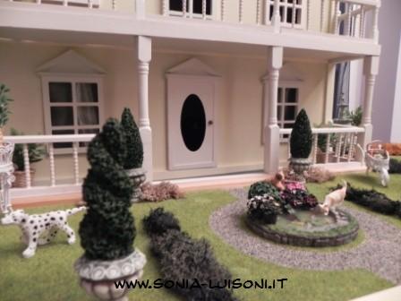 Arredamento casa bambole finest arredamento camera da for Arredamento in miniatura